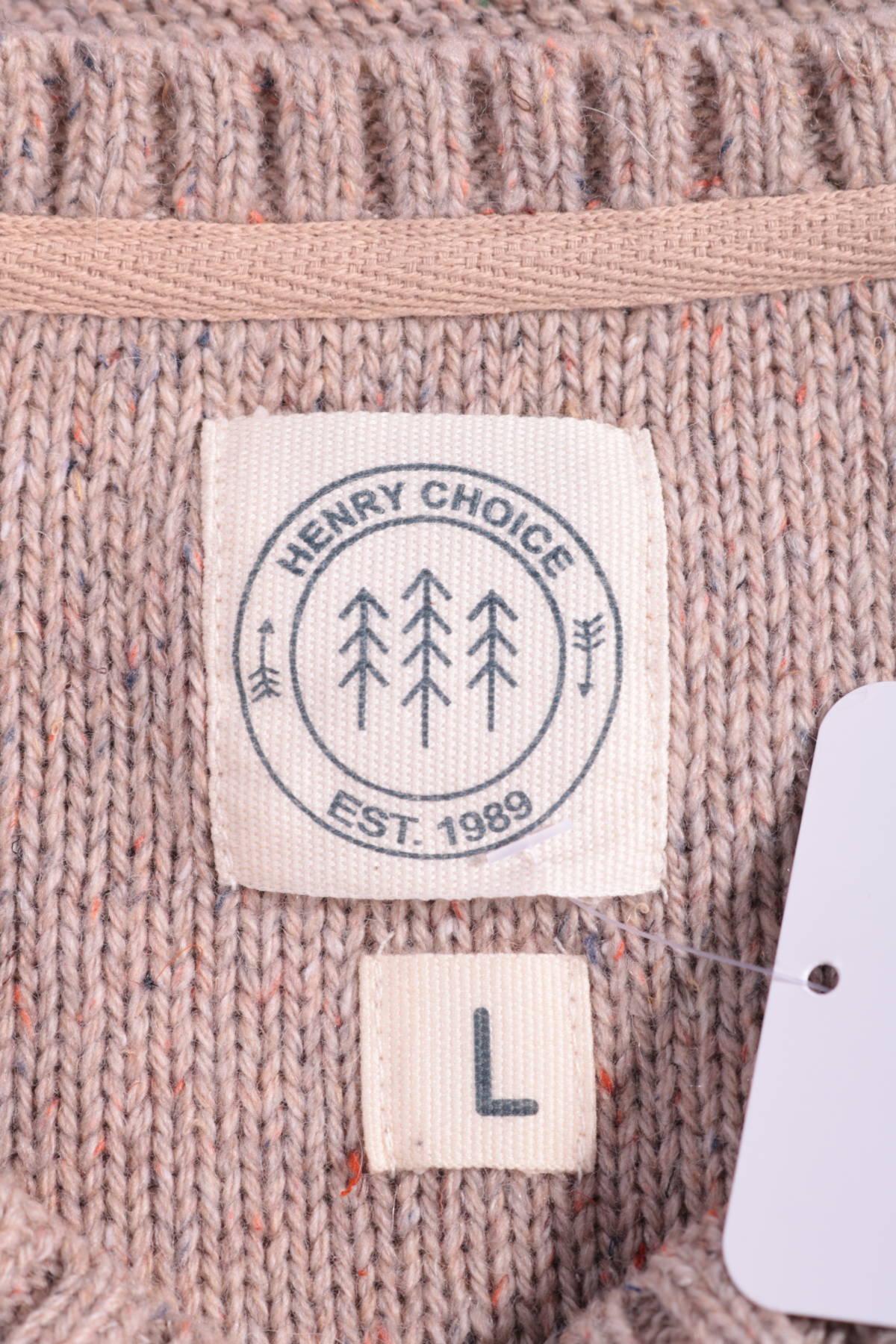 Пуловер HENRY CHOICE3