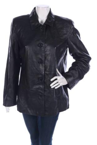 Кожено палто Style & Co