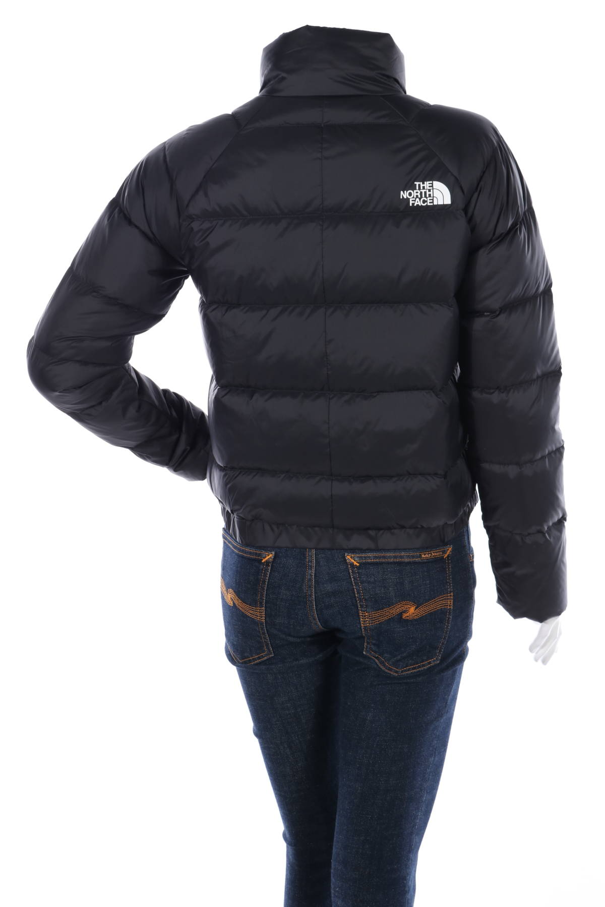 Пухено яке The North Face2