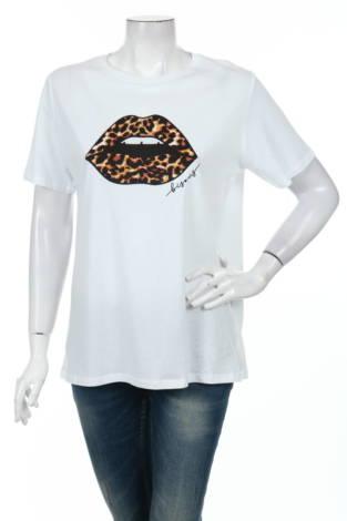 Тениска с щампа NEW LOOK