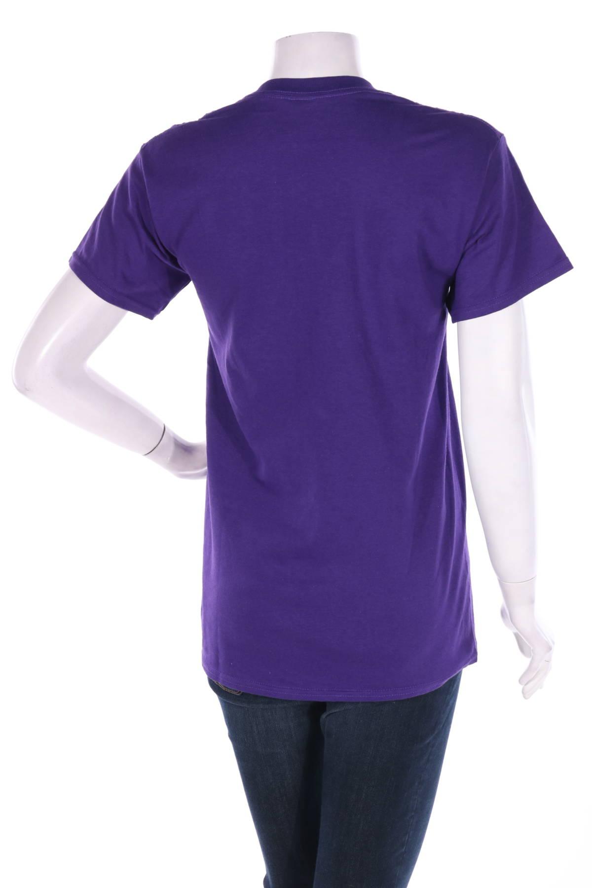 Тениска с щампа Gildan2