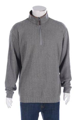 Пуловер с поло яка Straight Down
