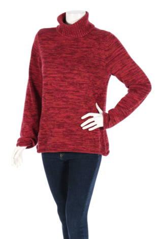 Пуловер с поло яка JEANNE PIERRE