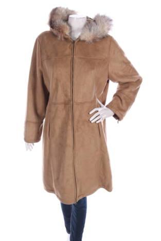 Палто с косъм 1 madison