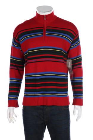 Пуловер с поло яка Jones New York