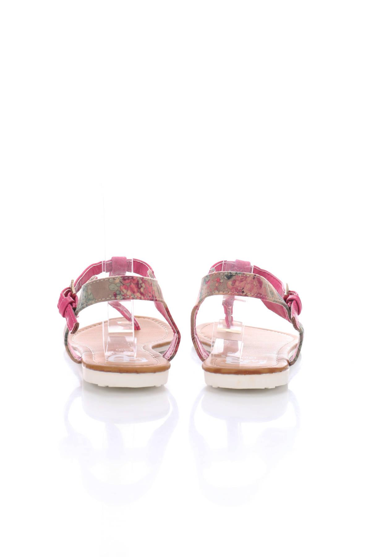 Ниски сандали Cassis3