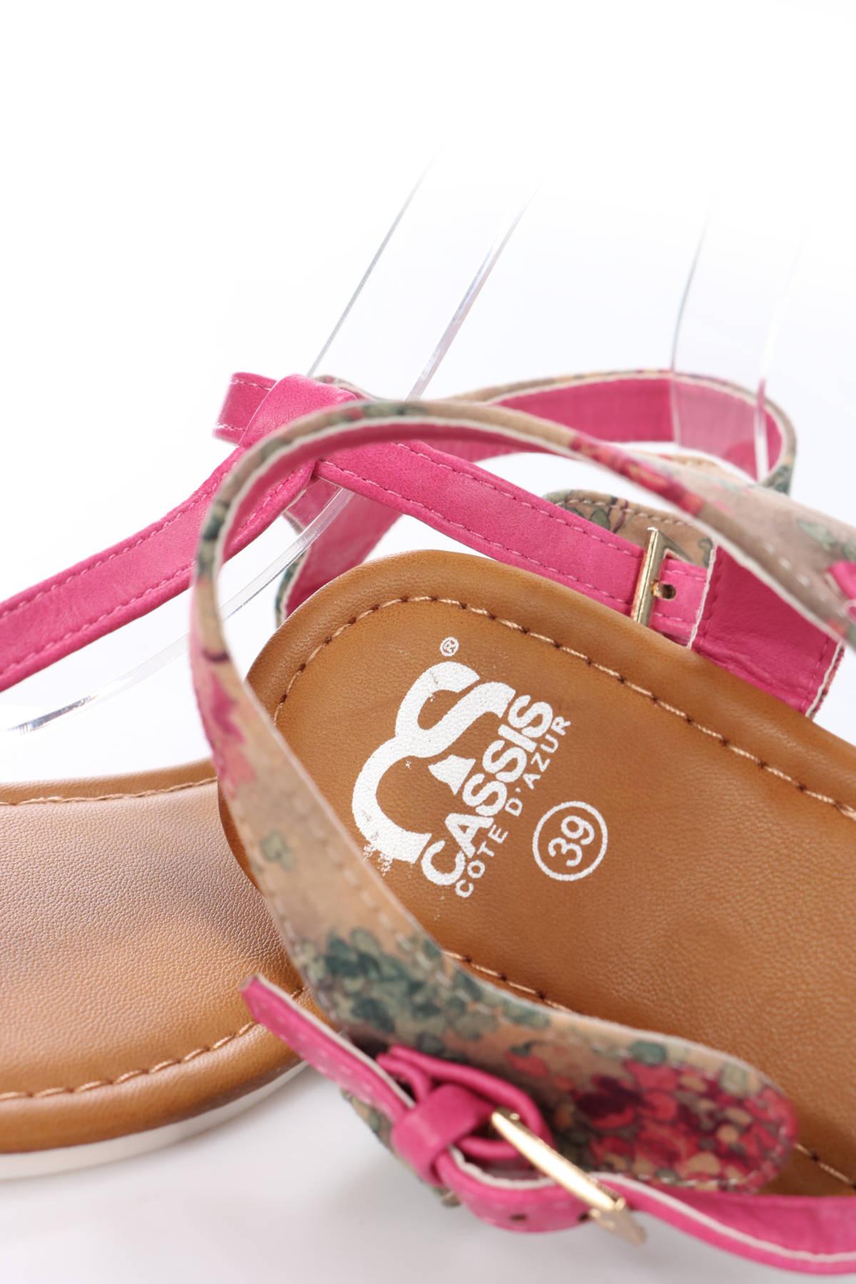 Ниски сандали Cassis4