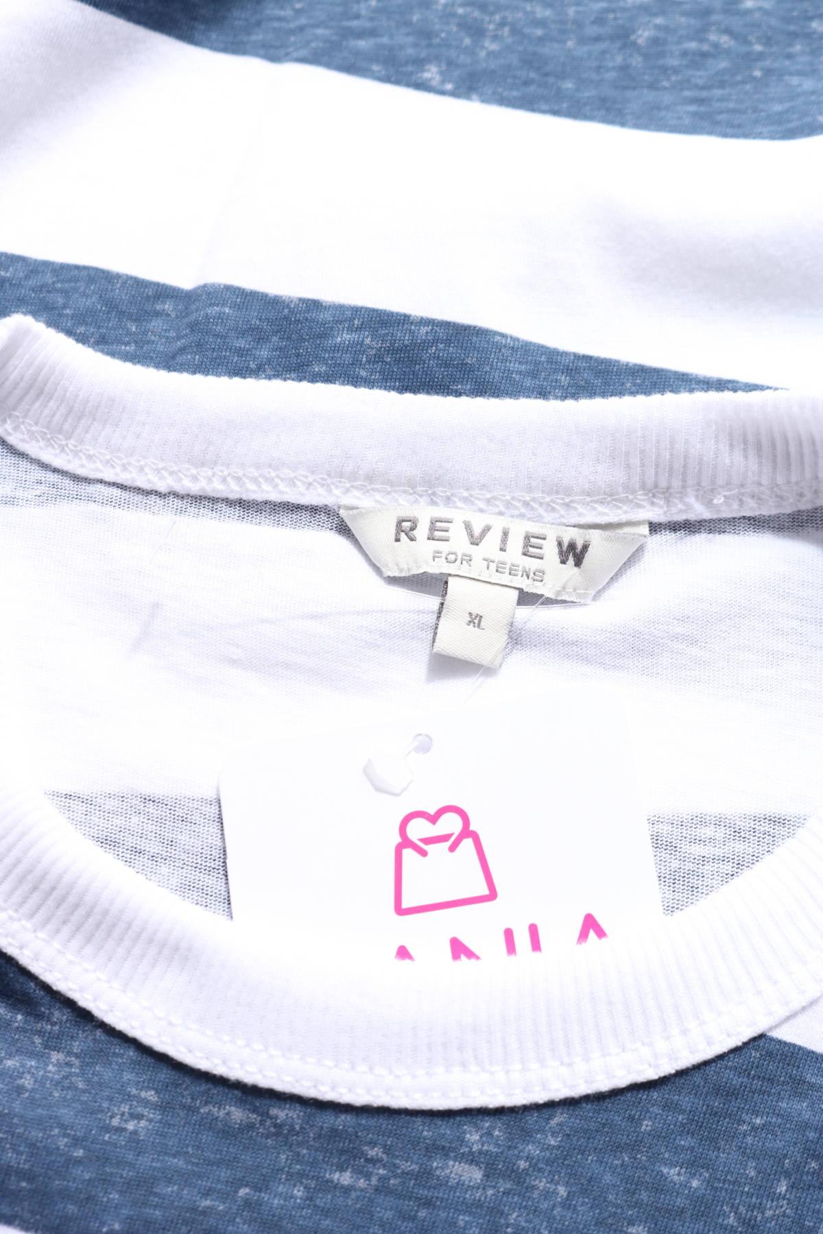 Детска тениска Review3