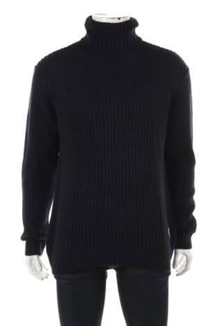 Пуловер с поло яка Yourturn