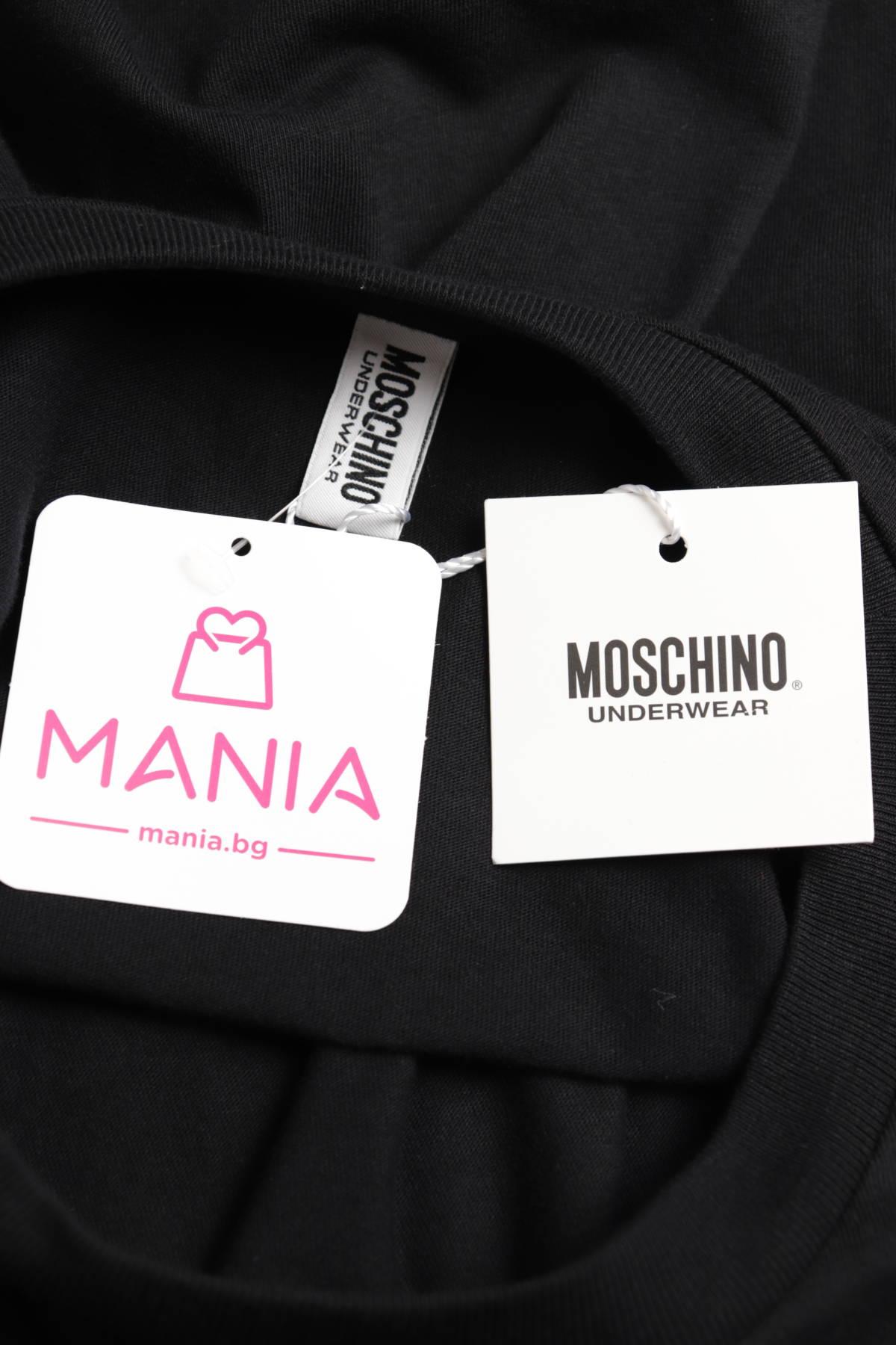 Тениска MOSCHINO3