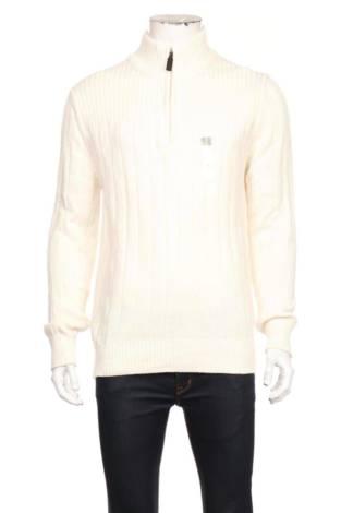 Пуловер с поло яка COVINGTON