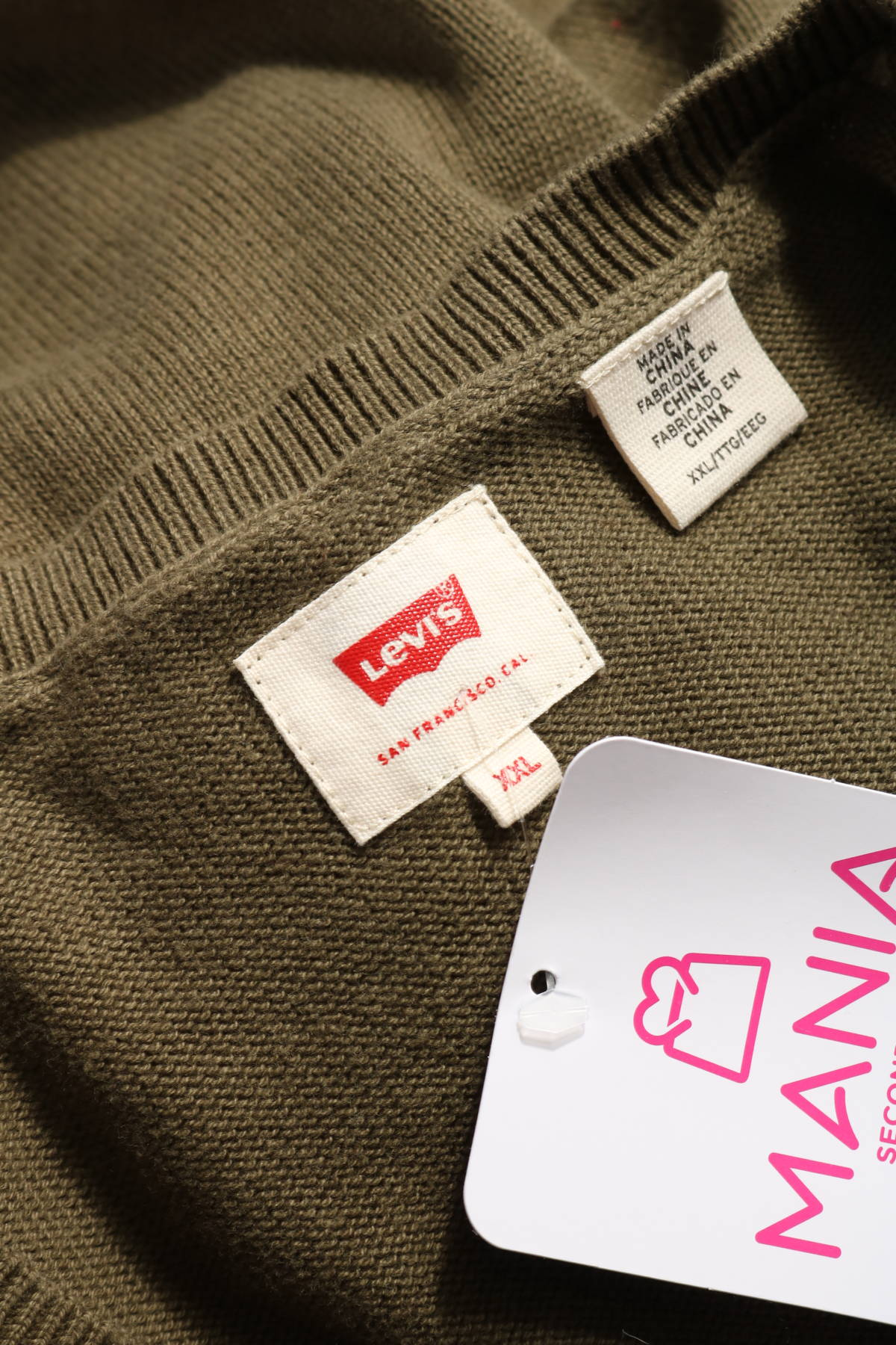 Пуловер Levi`s3