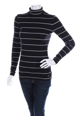 Блуза с поло яка Esprit