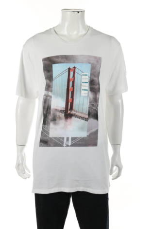 Тениска с щампа Old Navy