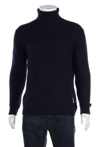 Пуловер с поло яка Your Turn