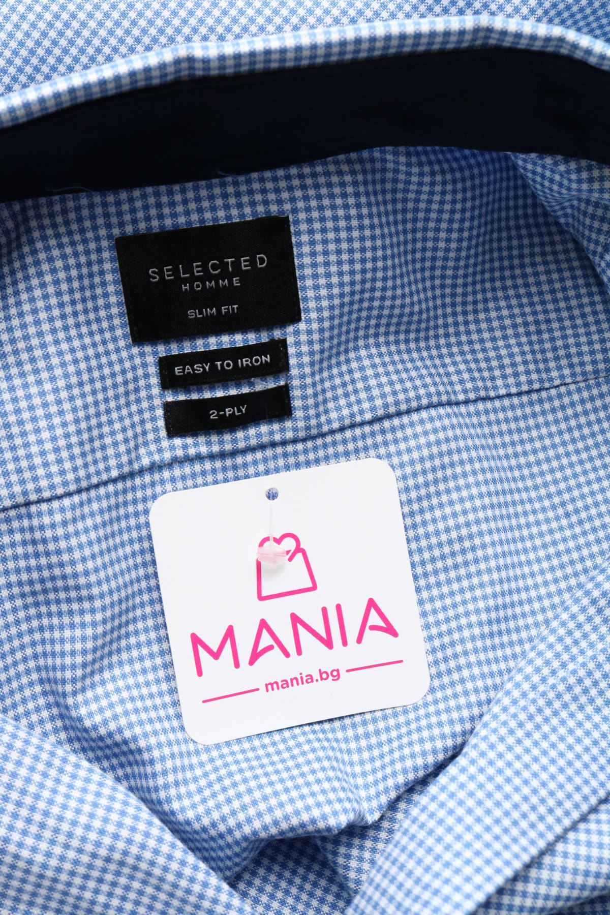 Риза SELECTED HOMME3