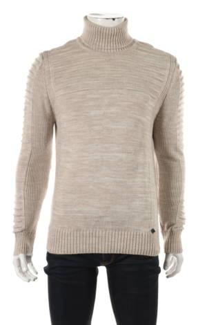Пуловер с поло яка RNT23