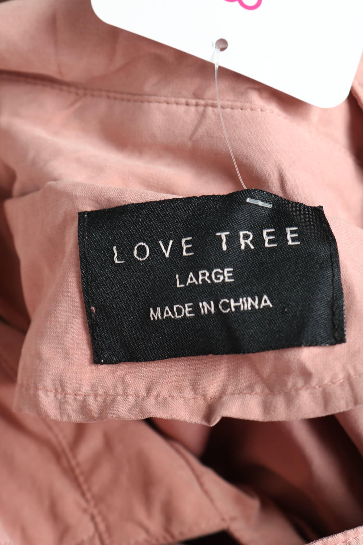 Палто LOVE TREE4