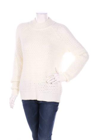 Пуловер с поло яка Noisy May