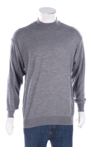 Пуловер с поло яка ALAN STUART