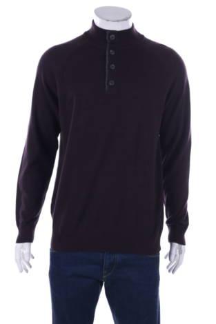 Пуловер с поло яка Wilkens bros