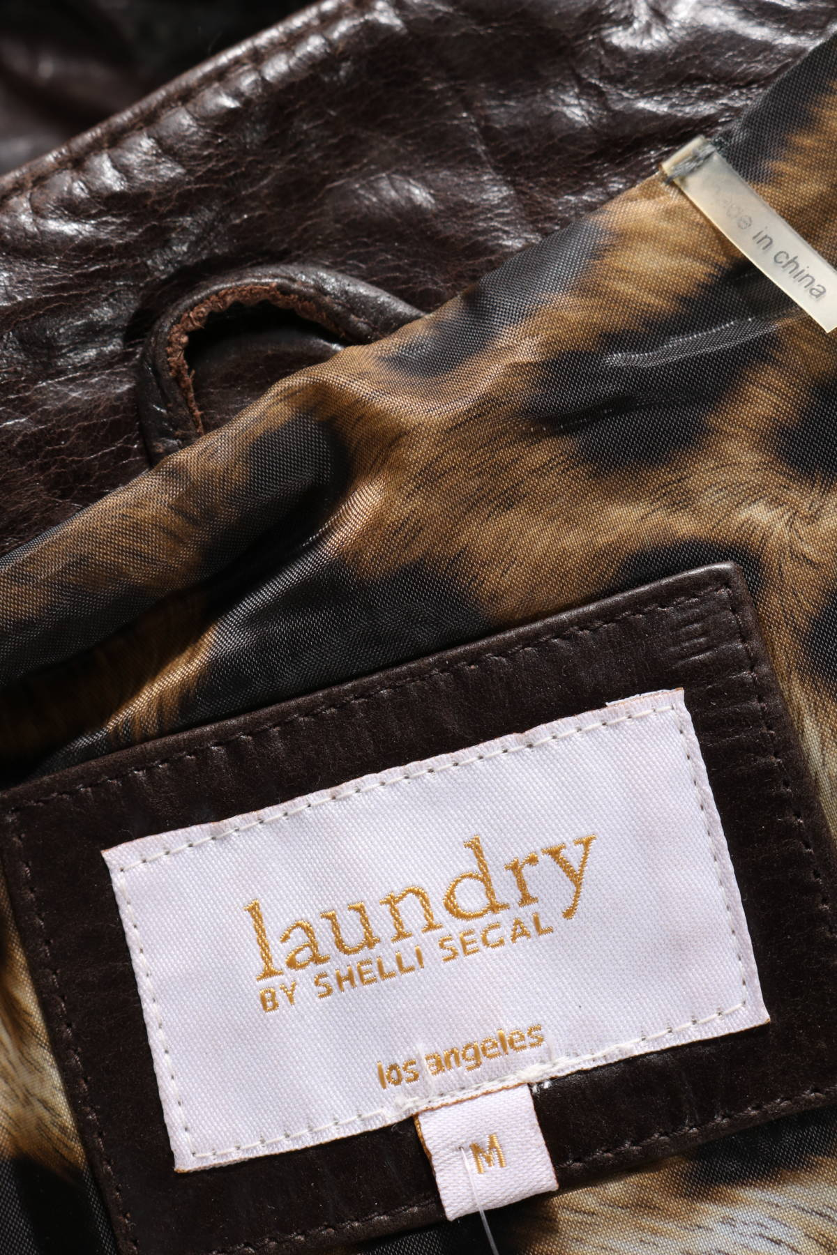 Кожено яке Laundry By Shelli Segal4
