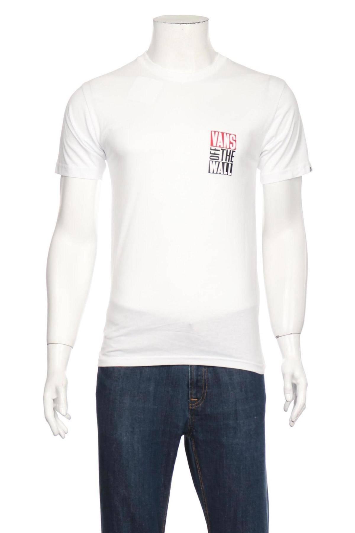 Тениска с щампа VANS1