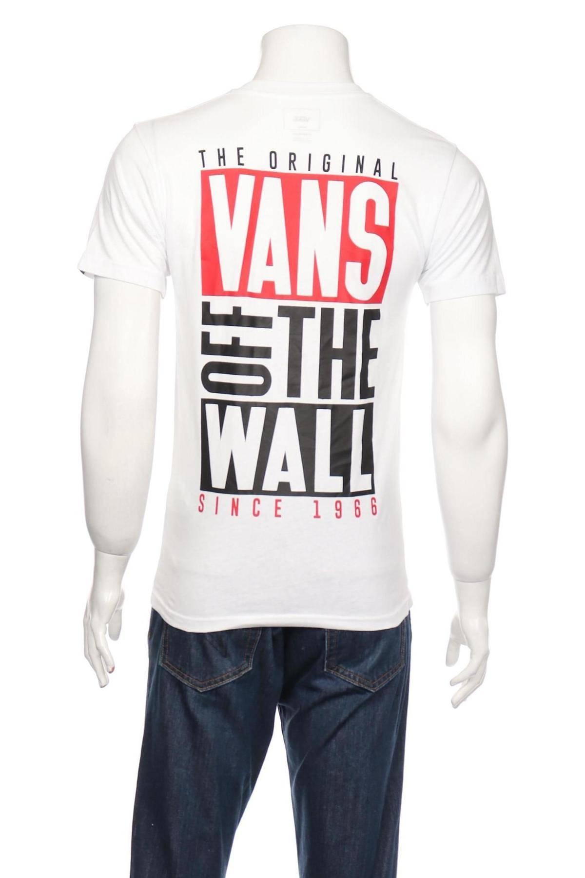 Тениска с щампа VANS2