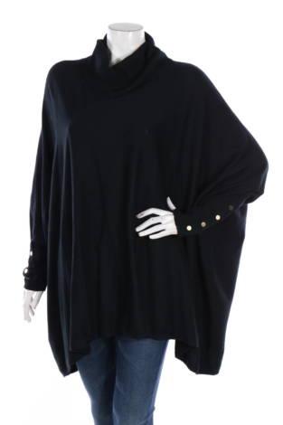 Пуловер с поло яка Alfani