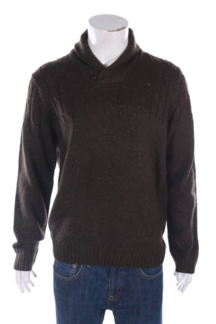 Пуловер с поло яка Tokyo Laundry