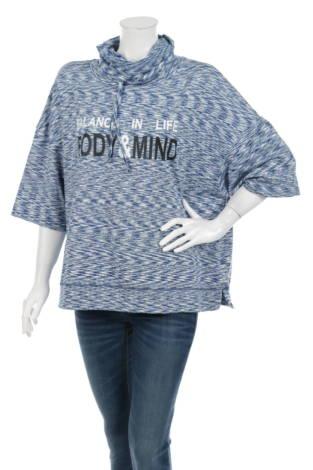 Блуза с поло яка BPC BONPRIX COLLECTION