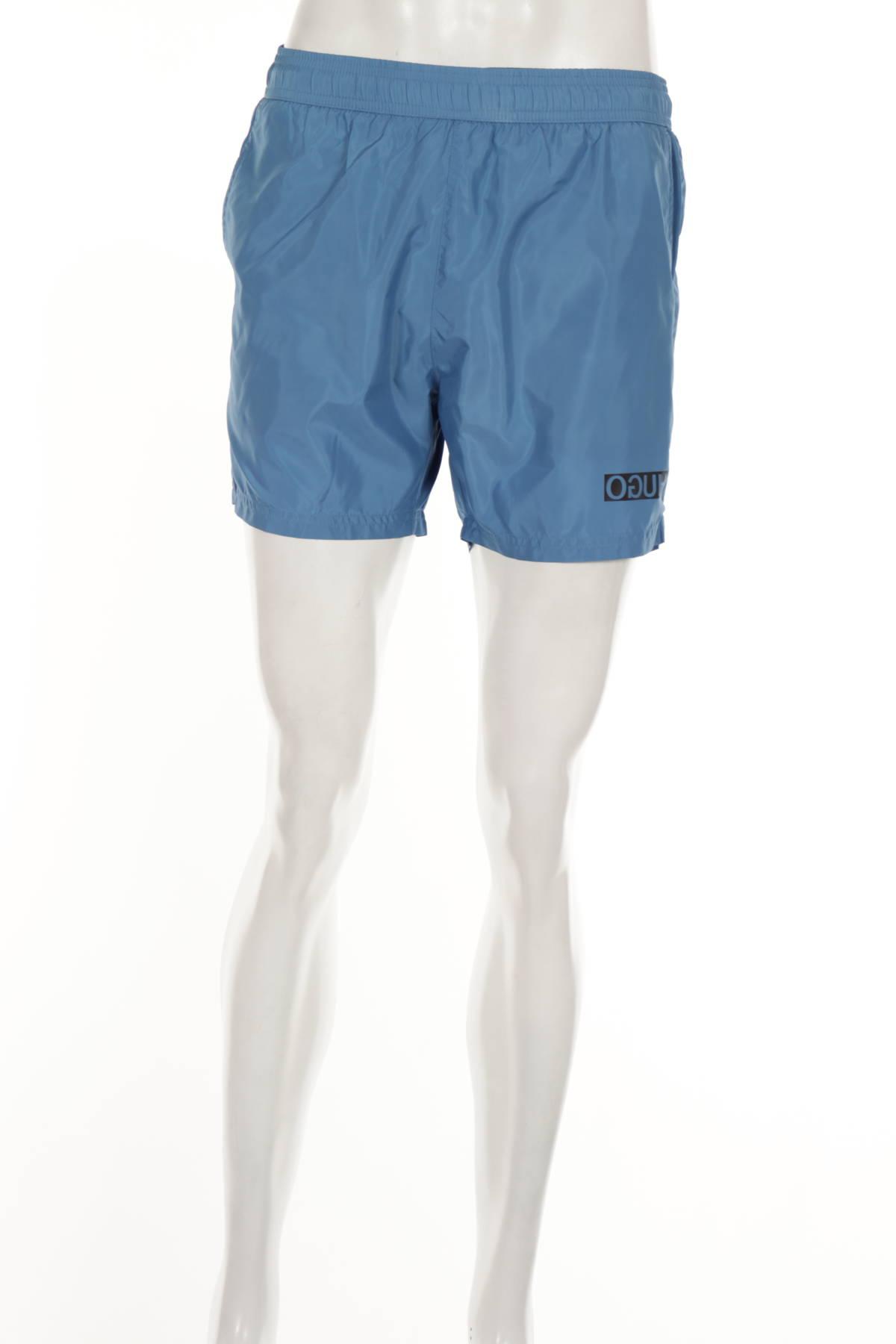 Спортни къси панталони HUGO BOSS1
