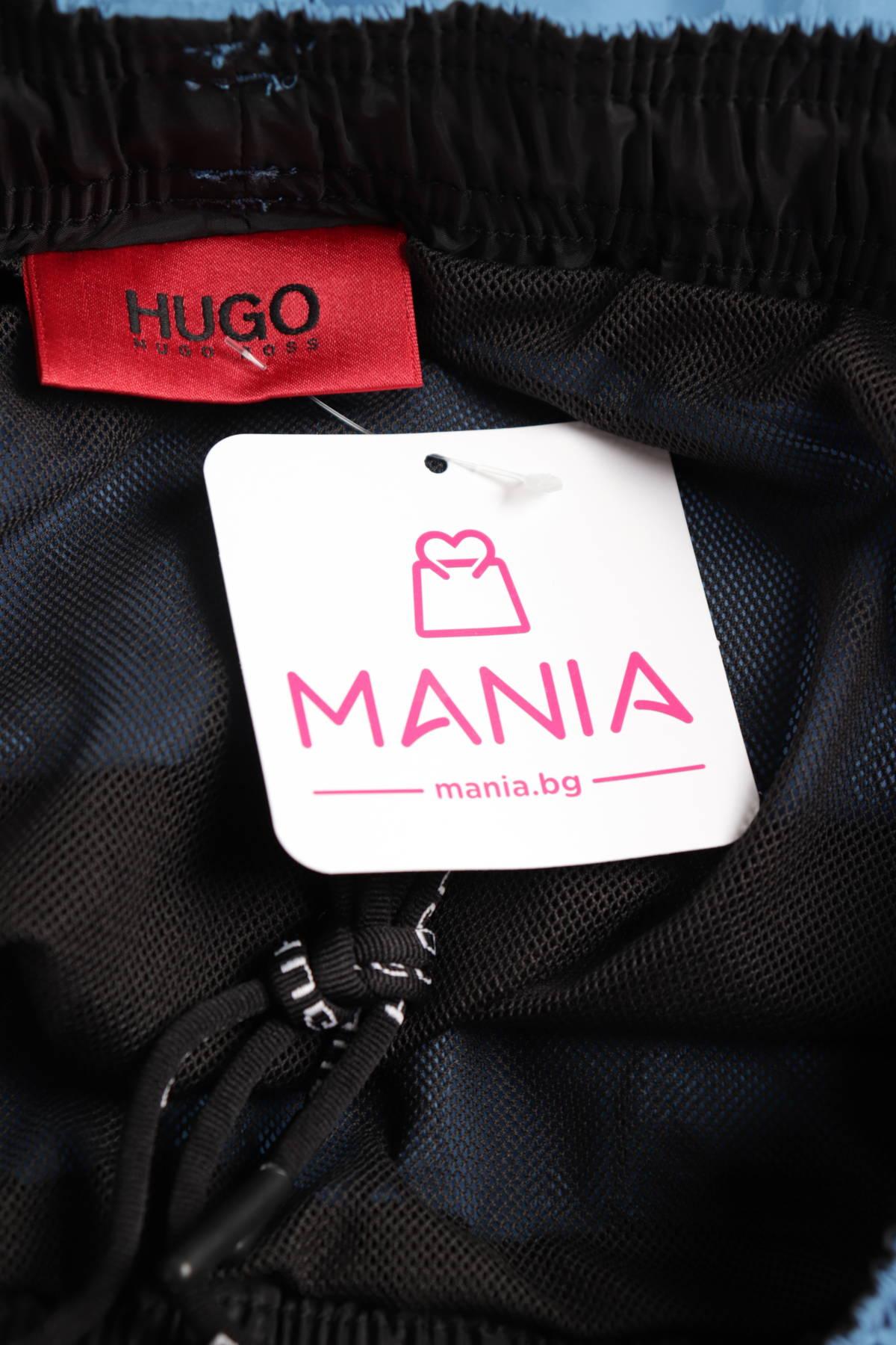 Спортни къси панталони HUGO BOSS3