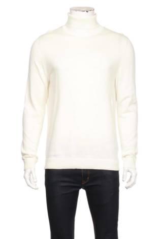 Пуловер с поло яка TOPMAN