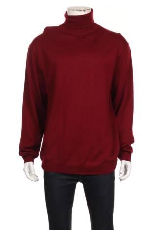 Пуловер с поло яка LINEA UOMO