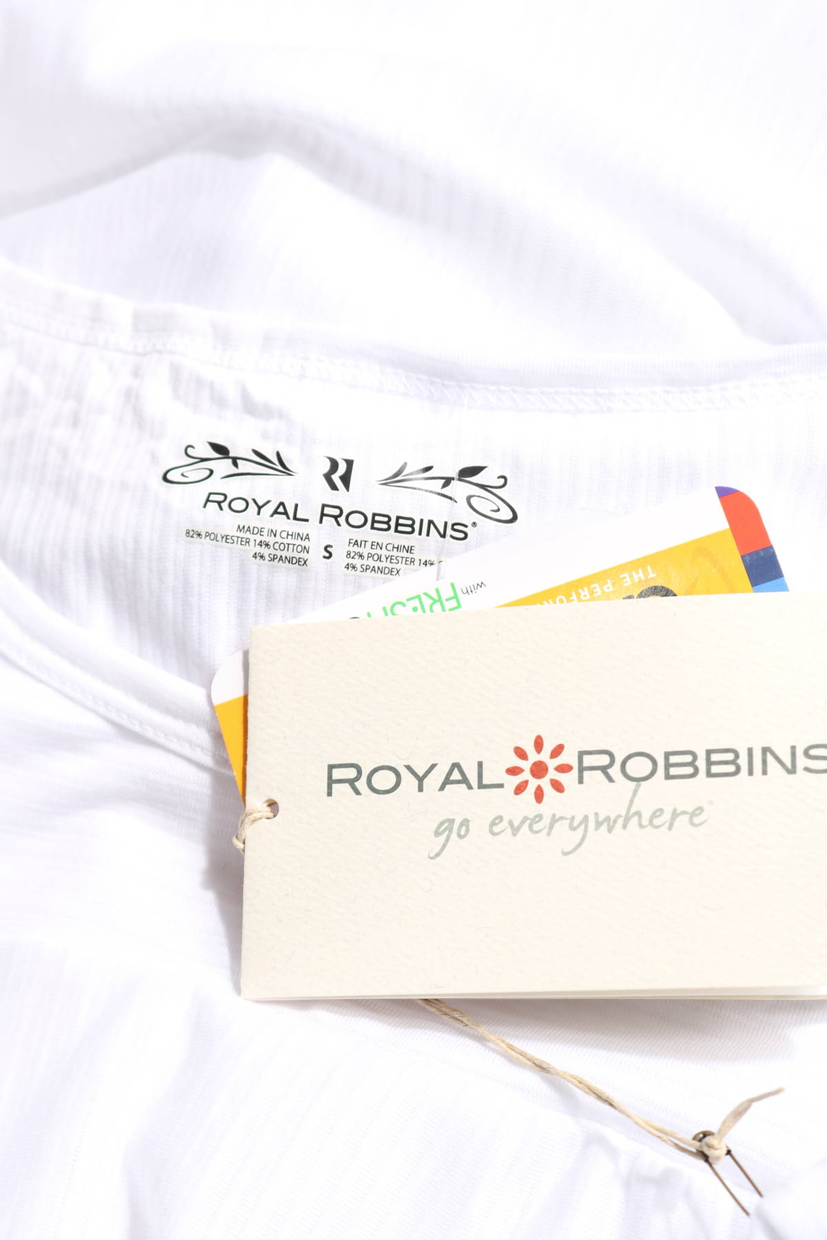 Тениска Royal Robbins3