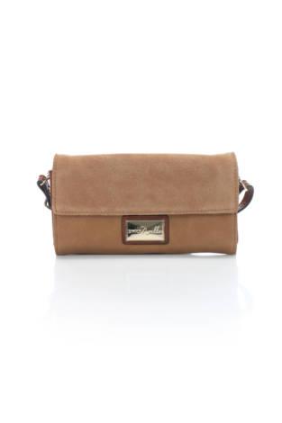 Кожена чанта Simply Noelle