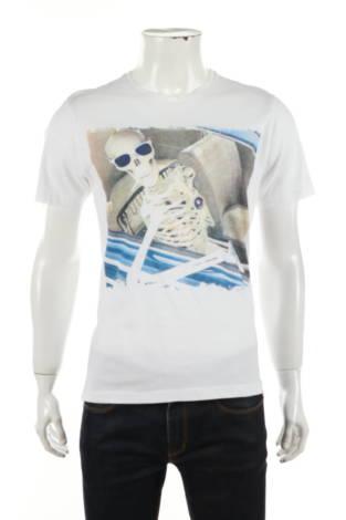 Тениска с щампа French Kick