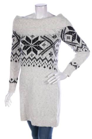 Пуловер с поло яка ABERCROMBIE & FITCH