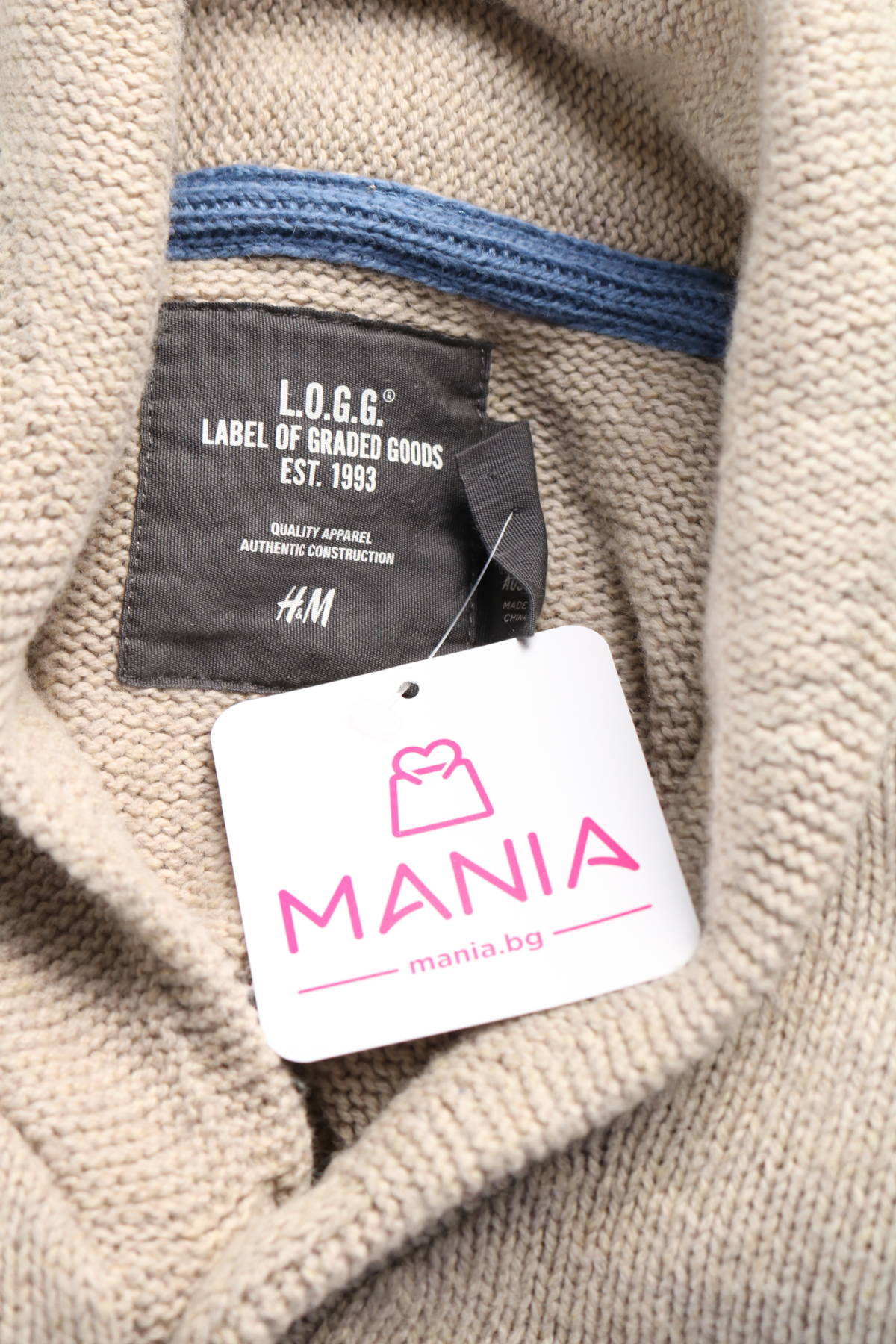 Детска жилетка H&M L.o.g.g3