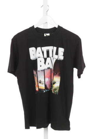Тениска с щампа ADLER