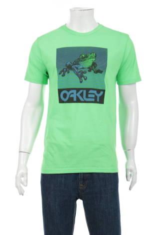 Тениска с щампа OAKLEY