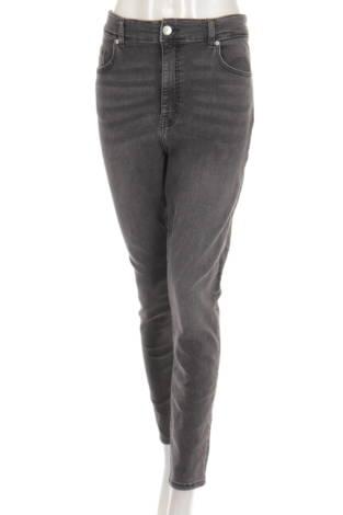 Дънки с висока талия H&M
