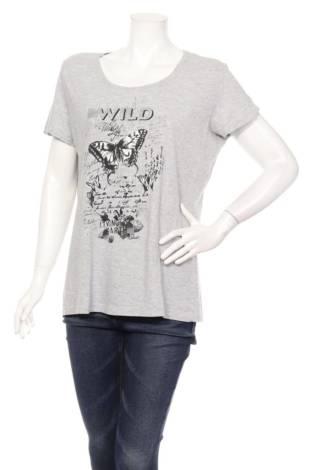 Тениска с щампа LAURA TORELLI