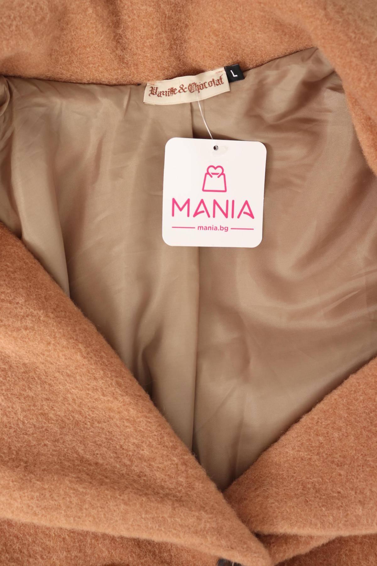 Зимно палто VANILLE&CHOCOLAT4