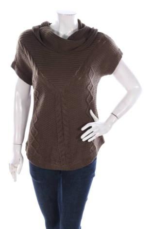 Пуловер с поло яка Db established 1962