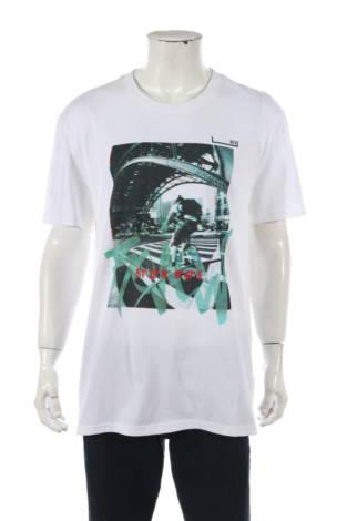Тениска с щампа Review