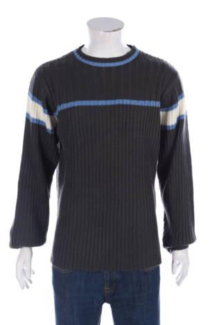 Пуловер с поло яка Ferruche