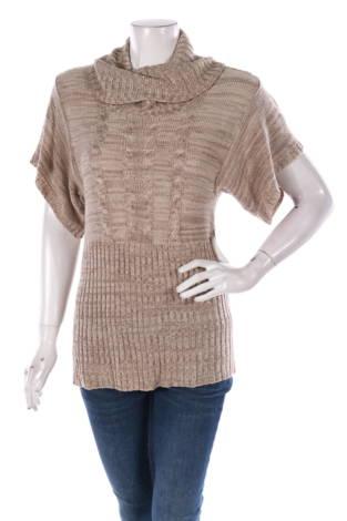Пуловер с поло яка Questions
