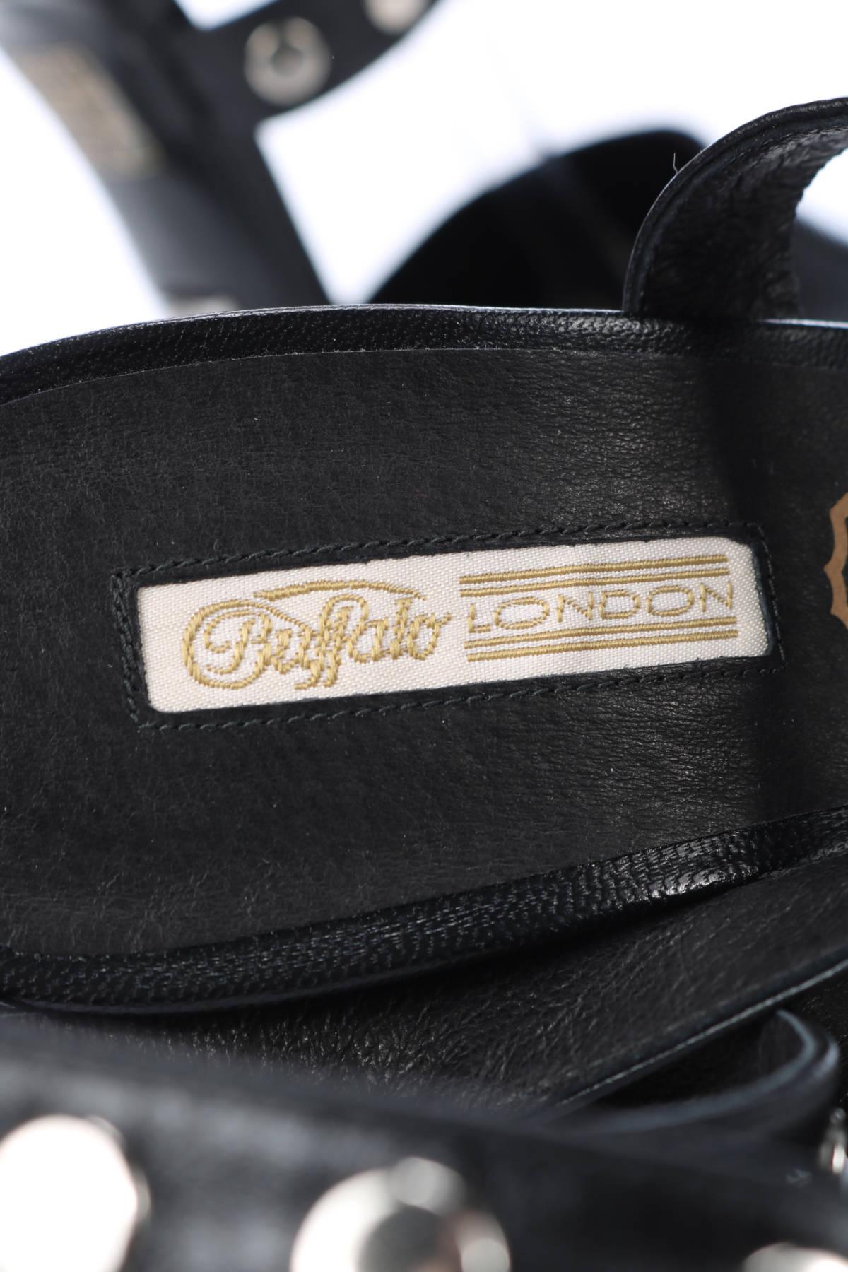 Обувки на ток Buffalo4